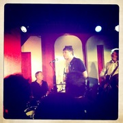 Alex K w/Edwyn - 100 Club