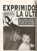 Ruta 66 - Nov 1992 - Ignacio Julia interviews Edwyn