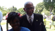 Vanessa & Senator Elbert Lee Guillory