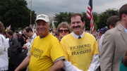 Laurence Nordvig, Richmond Tea Party