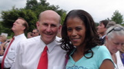 Congressman Louie Gomert & Sonnie Johnson