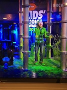 Hunter Maki on the Nickelodeon Kids Choice Awards