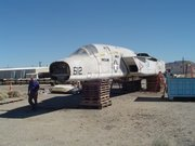 6Fuselage ready to load at China Lake