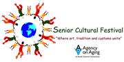Senior Cultural Festival Logo