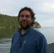 Nate at Fundy Nat.Park, Canada