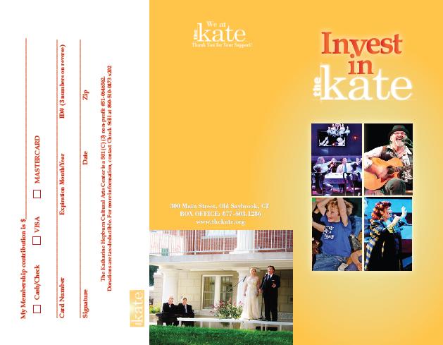 Tri fold brochure example