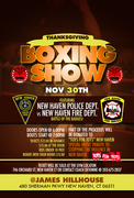 Thanksgiving Boxing Show!!