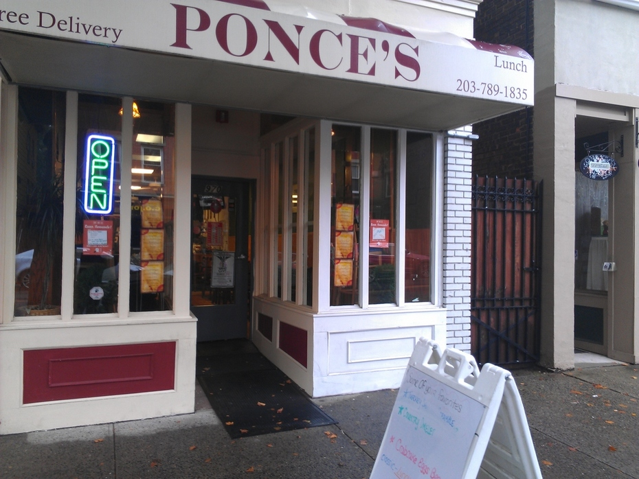 gG Ponce Restaurant