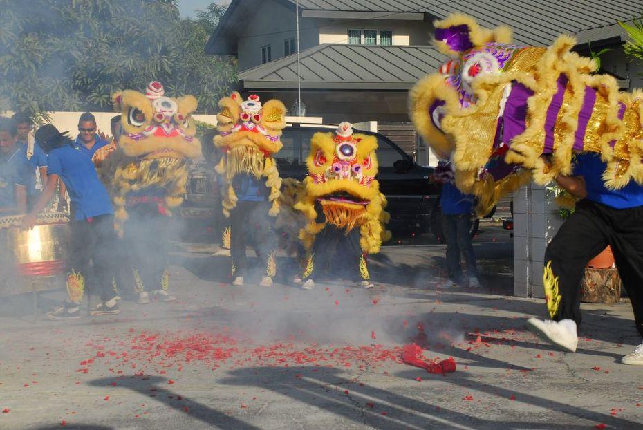 El ano nuevo chino