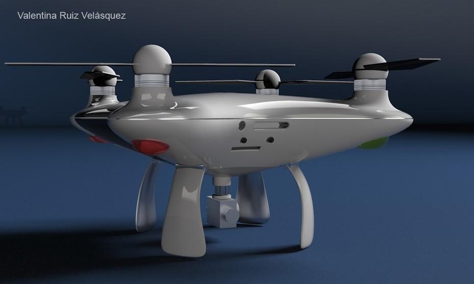 Dron DJI