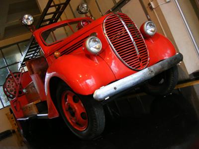 70 Años del Autogallo Ford 1939.