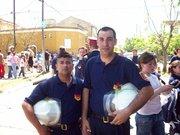 bomberos 153