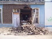 terremoto en curico,chile