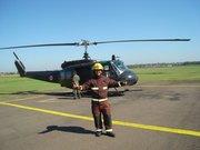 En la Fuerza Aérea Paraguaya