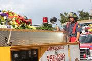 FUNERAL DE LOS DOS BOMBEROS FALLECIDOS EN PUERTO ORDAZ (VENEZUELA)