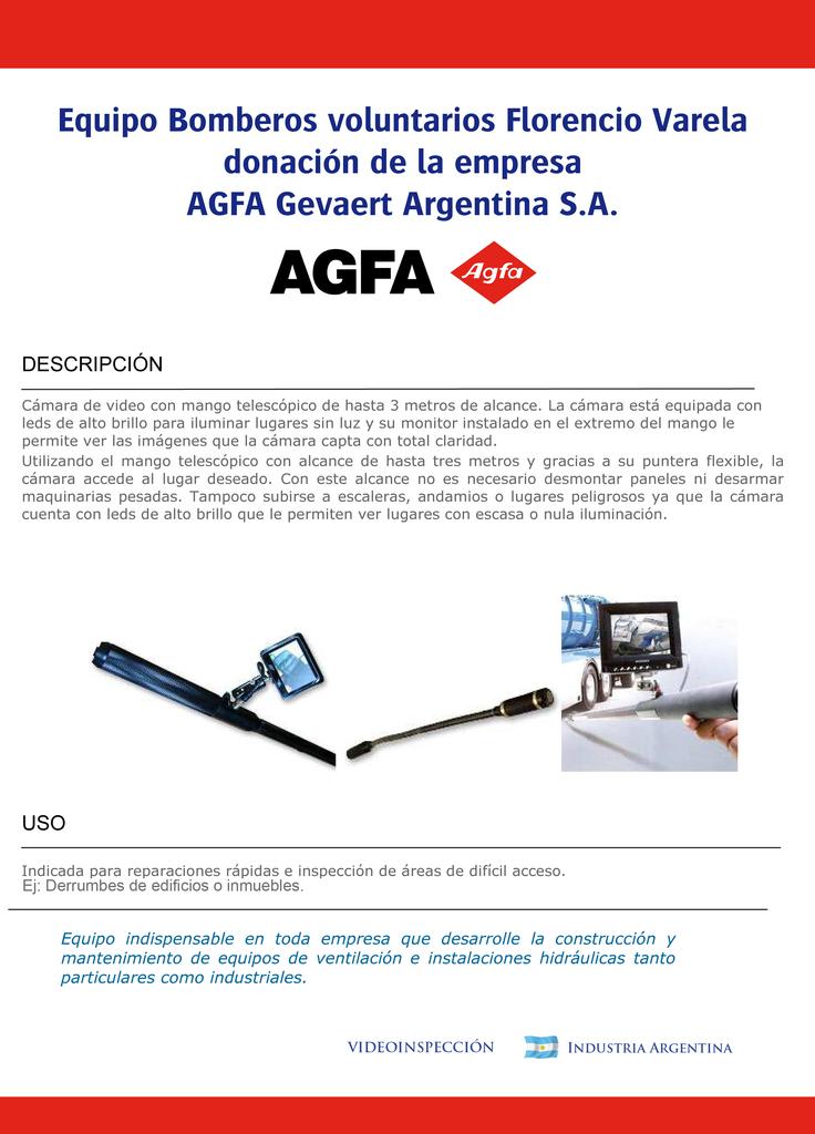 PRIMER ENCUENTRO DE LA HERMANDAD DE BOMBEROS / EQUIPO DE RESCATE DE ULTIMA TECNOLOGIA / folleto telescopicas (1)