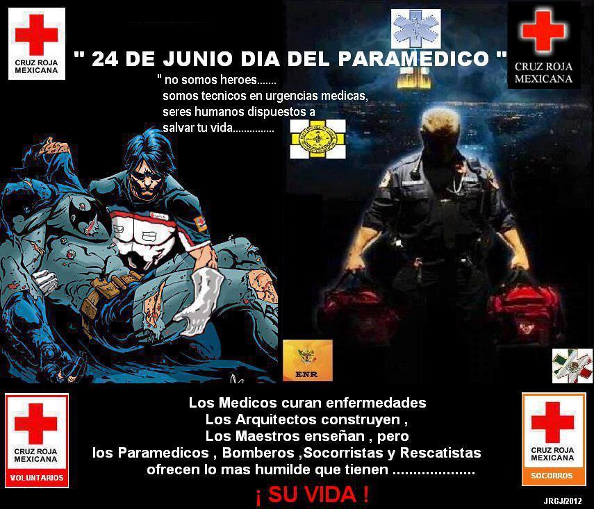 dia del paramedico