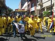 Desfile y Juramento Año 2010 Aniversario CBVP