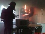 Principiode incendio Estructural