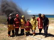 Práctica de Control de Incendios