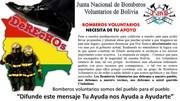 BOMBEROS VOLUNTARIOS BOLIVIA
