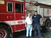 estacion de bomberos de Missión Texas