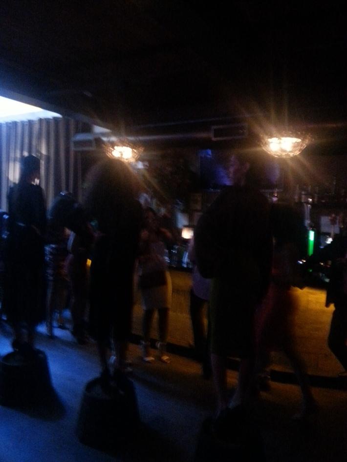 TYSON BECKFORD SOIREE FASHION WEEK 2014