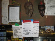 The menu always changes at Tribal Cafe Echo Park