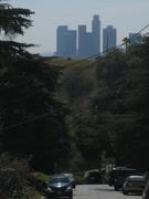 Mount Washington Los Angeles Cityscape