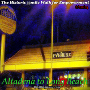The Historic 33mile Walk for Empowerment