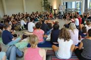 Circle for summeracademie for integrative medicine
