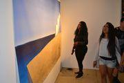Meko Williams & Vic Treks To The Galleries & Street Scene @ L.A. Downtown Artwalk