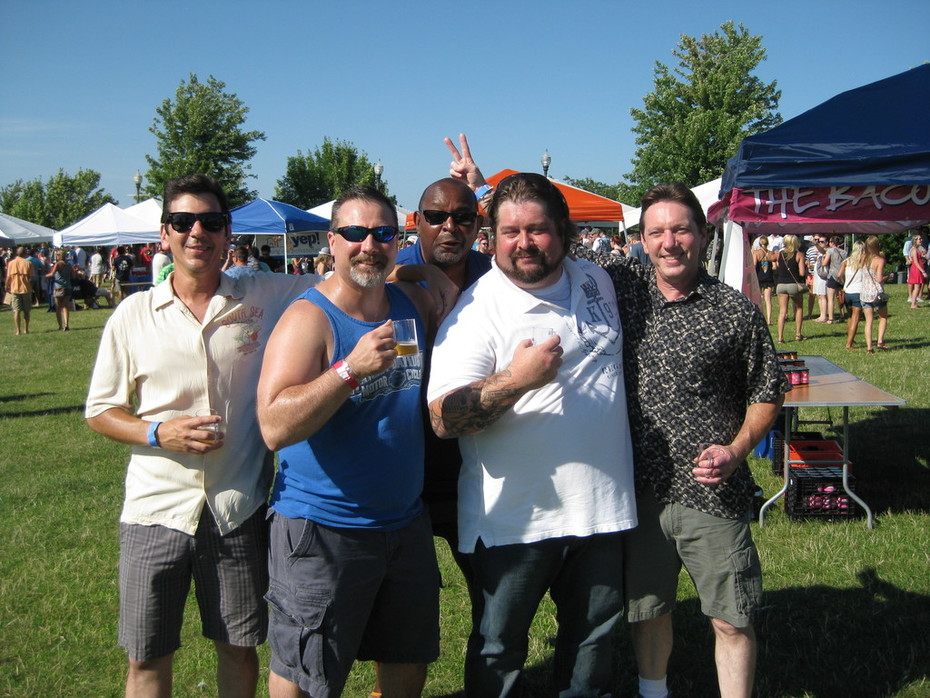 Beer On The Bay 2016 Humphries Brothers