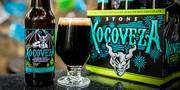 Xocoveza from Stone Brewing is a Stout that is inspired by Mexican hot chocolate.