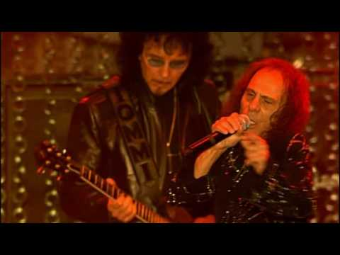 Heaven And Hell With DIO - Time Machine - Fear- Falling Off The Edge