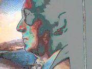 Αρτέμης  Αξαρλής - Αρτίστικ ματιά στο προφίλ της προσωπογραφία μους