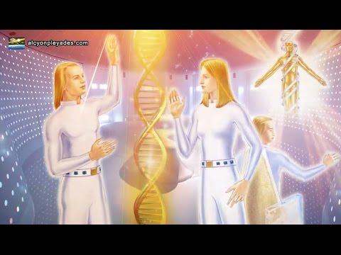 アルシオン・プレヤデス21-1 (再公開): 光子によるDNAの再コード化