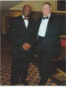 Hanshi Alexander Archie and Master Ross Briggs - Aug 2008
