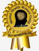 Proud Member of the Mental Health Writers Guild