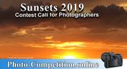 OPEN PHOTOGRAPHY CONTEST – SUNSET / SUNRISE 2019