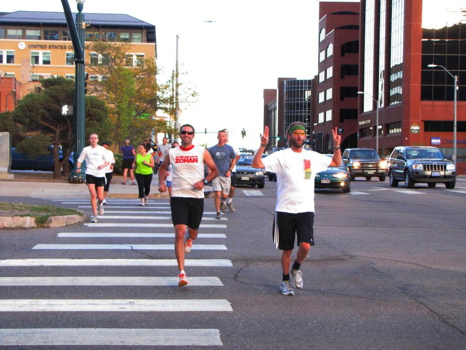 Jack Quinn's Run, Oct. 5