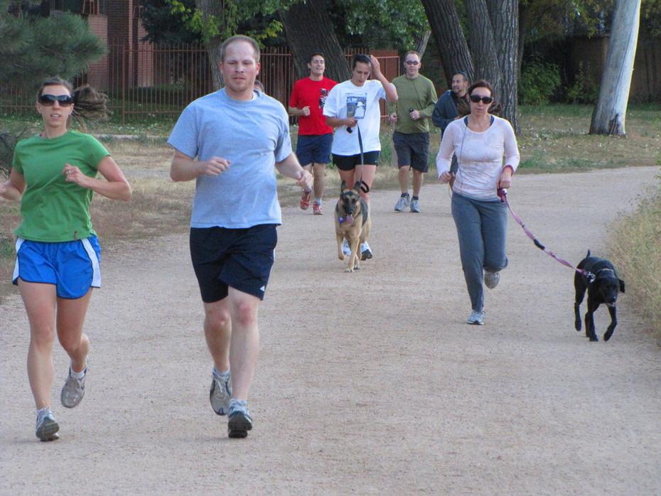 Jack Quinn's Run, Oct. 19