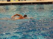 Season prep Clinic Swims