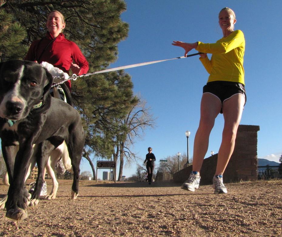 Jack Quinn's Run, March 22