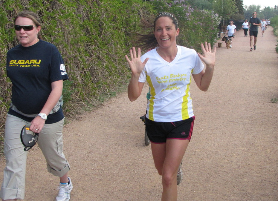 Jack Quinn's Run, May 17