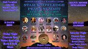 N. America's Nazca Lines Star Knowledge Peace Summit Blythe CA. Jan. 11-13th, 2019