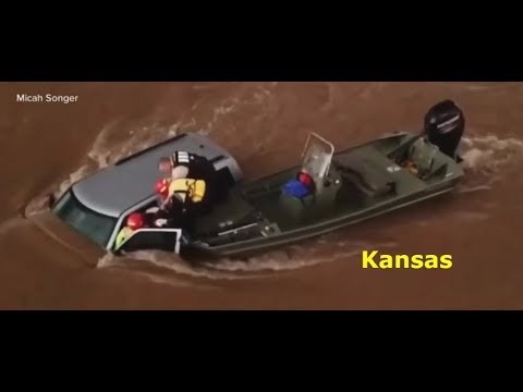 KS, OK, AR: Many More Areas Flooded, More Farms - This Is Overwhelming