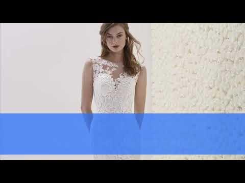 Pronovias Wedding Dresses 2019 | Call - 847-983-8616 | dantelabridalcouture.com