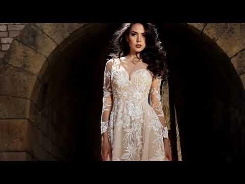 Tina Valerdi Wedding Dresses | Call - 847-983-8616 | dantelabridalcouture.com