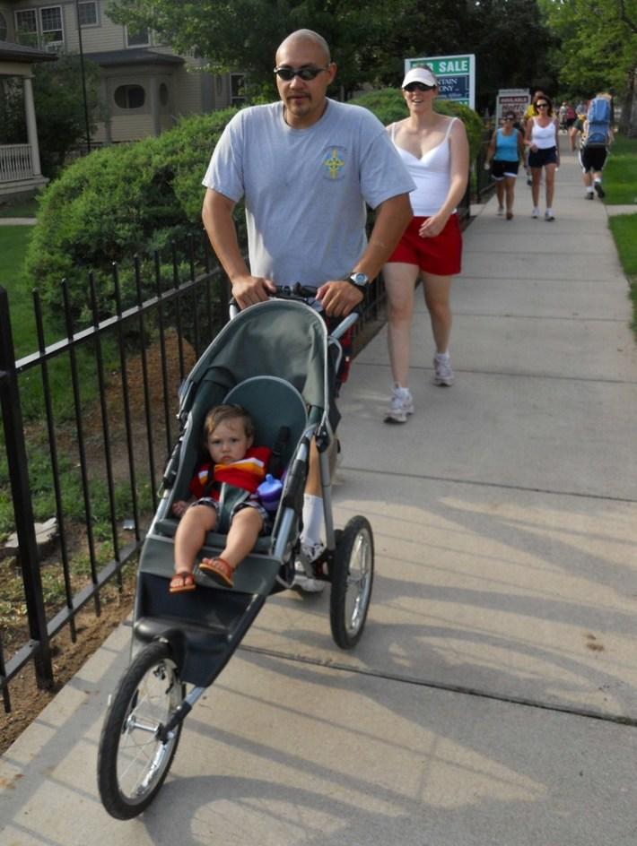 Jack Quinn's Run, July 5